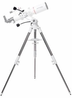 BRESSER Twilight I azimutale Teleskopmontierung mit Stativ