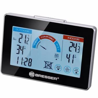 BRESSER Funk-Thermo-/ Hygrometer mit Lüftungsempfehlung