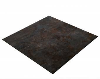 BRESSER Flatlay Hintergrund für Legebilder 60x60cm Dunkler Naturstein