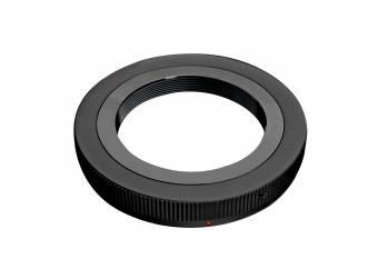 BRESSER Kamera-Bajonettadapter für Canon R/RP auf M48x0.75mm Gewinde