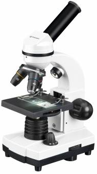 BRESSER Biolux SEL Schülermikroskop mit Hartschalenkoffer