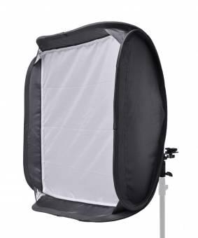 BRESSER SS-14 Kamerablitz-Softbox 60x60cm