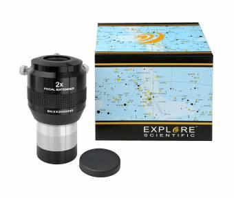 "EXPLORE SCIENTIFIC Fokal Extender 2x 50,8mm/2"""