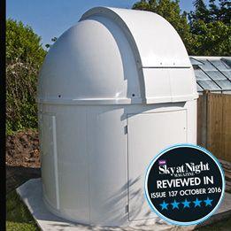 PULSAR 2.2m Observatorium - hohe Bauform