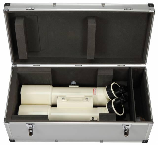 Vixen Aluminiumkoffer für die Astroferngläser BT125 und 126SS-A