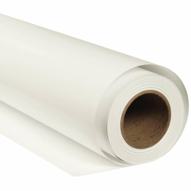 BRESSER SBP32 Papierhintergrundrolle 2,72 x 11m Polarweiß