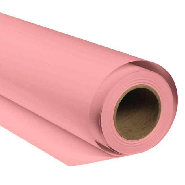 BRESSER SBP12 Papierhintergrundrolle 2,72 x 11m Rosa
