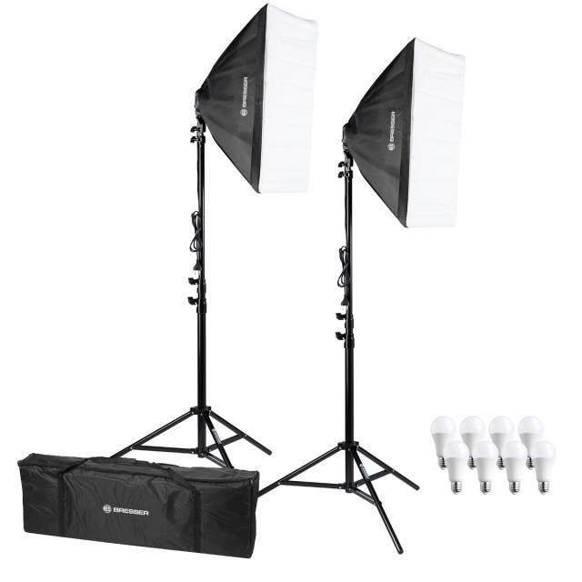 BRESSER BR-2845 LED Tageslicht-Set
