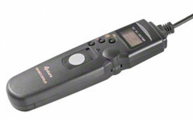 Aputure AP-TR3N LCD Timer Fernbedienung Nikon D5100, D5200, D3100, D7000, D5000, D90