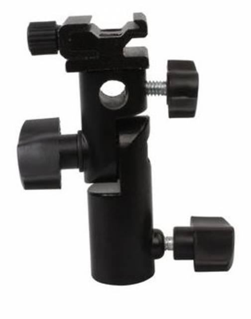 BRESSER JM-77 Coldshoe Metal + Adapter