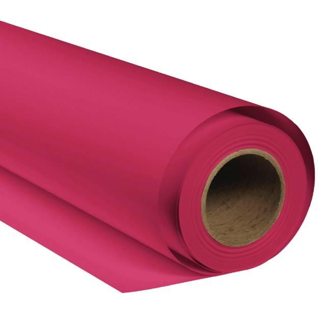 BRESSER SBP13 Papierhintergrundrolle 1,69 x 11m Crimson Rot