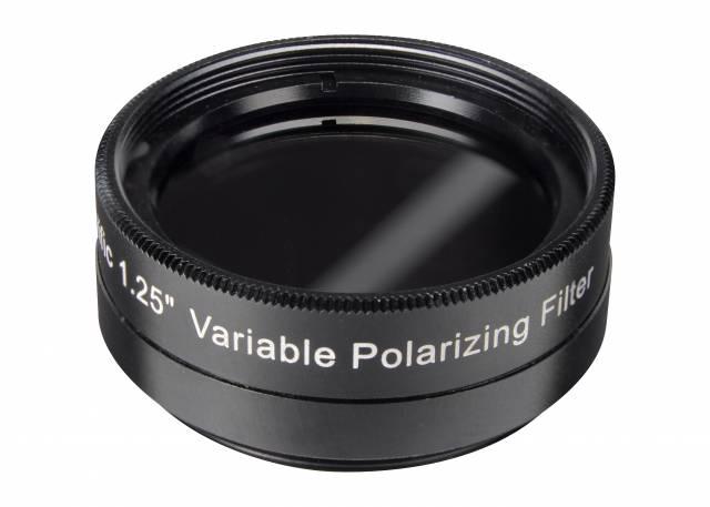 """EXPLORE SCIENTIFIC 1.25"""" Variabler Polfilter"""