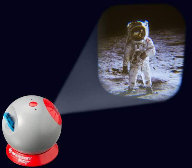 BRESSER Junior Weltraum-Projektor MAXI