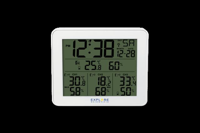 EXPLORE SCIENTIFIC Thermo- / Hygrometer