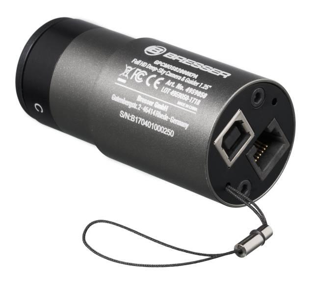 """BRESSER Full HD Deep-Sky Kamera & Guider 1.25"""""""