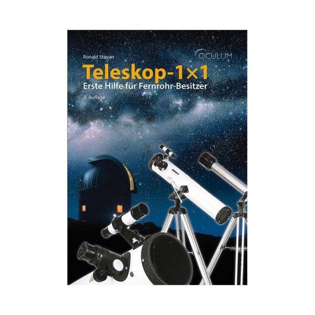 OCULUM VERLAG - Teleskop-1x1 (DEUTSCH)