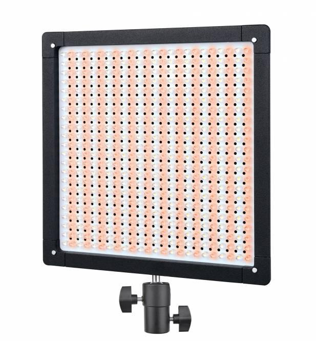 BRESSER SH-528A Slimline LED Flächenleuchte Bi-Color (32 W / 4.600 LUX)