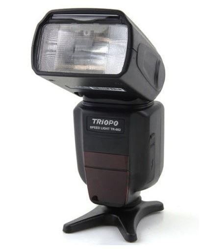 Triopo TR982-III E-TTL Kamerablitz für Canon