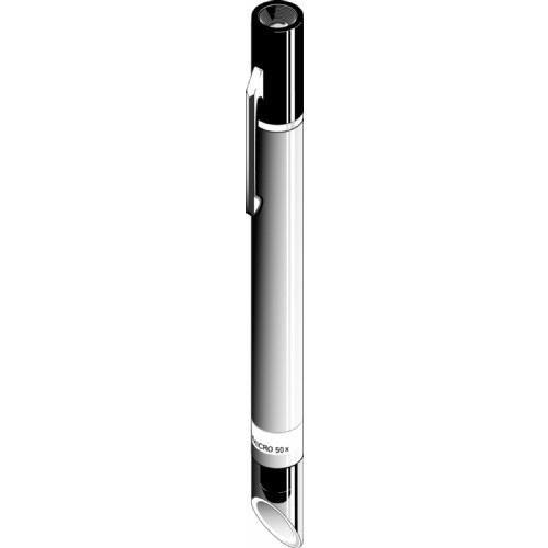 Euromex PB.5028 Taschen-Stabmikroskop 50x
