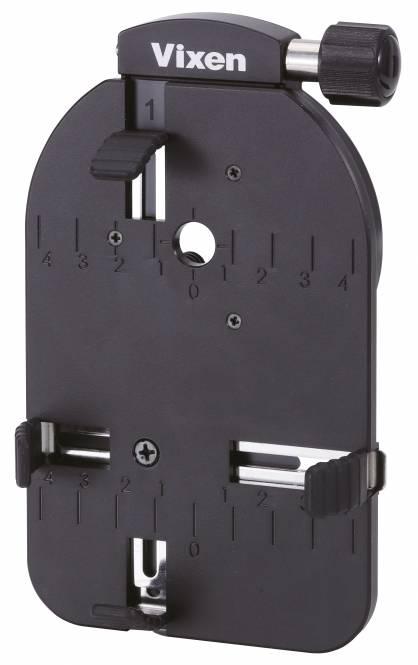 Vixen universal Smartphone-Adapter für die Fotografie durch Ferngläser, Teleskope, Spektive und Mikroskope