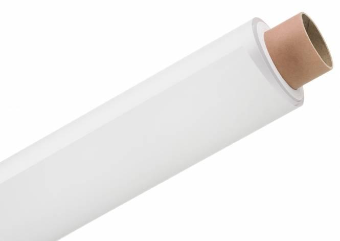 BRESSER 28 Papierhintergrundrolle 2,72x11m polarweiß