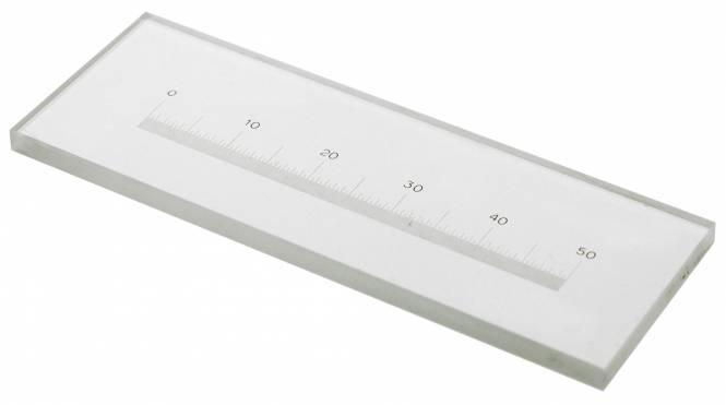 Euromex AE.1112 Objekt-Mikrometer 50/500