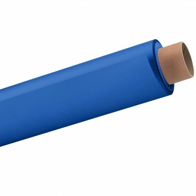 BRESSER 11 Papierhintergrundrolle 2,72x25m chromakey blau/königsblau
