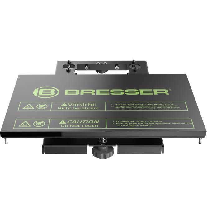 BRESSER Ersatz beheizte Bauplattform für 3D Drucker T-REX (Art. #2010500)