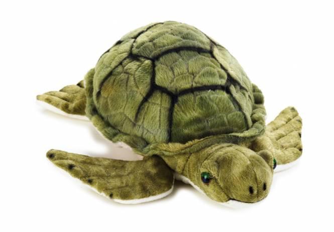 NATIONAL GEOGRAPHIC Plüschtier-Schildkröte