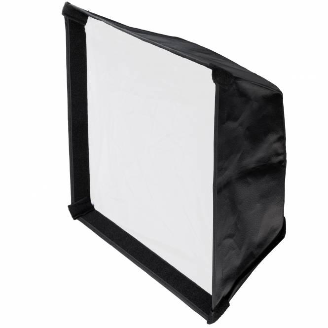 BRESSER Softbox und Wabengitter für BR-S36B PRO Bi-Color LED Flächenleuchte 36W