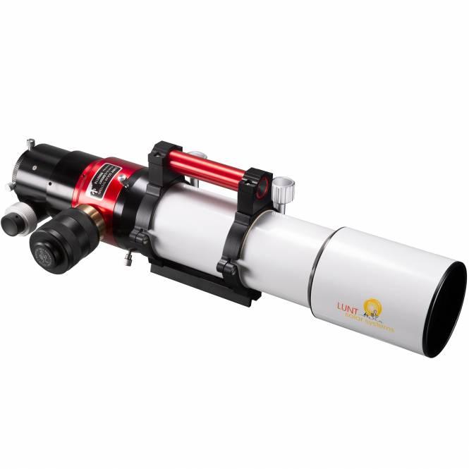 LUNT LS80MT/C Allround APO Teleskop OTA ohne Blocking Filter