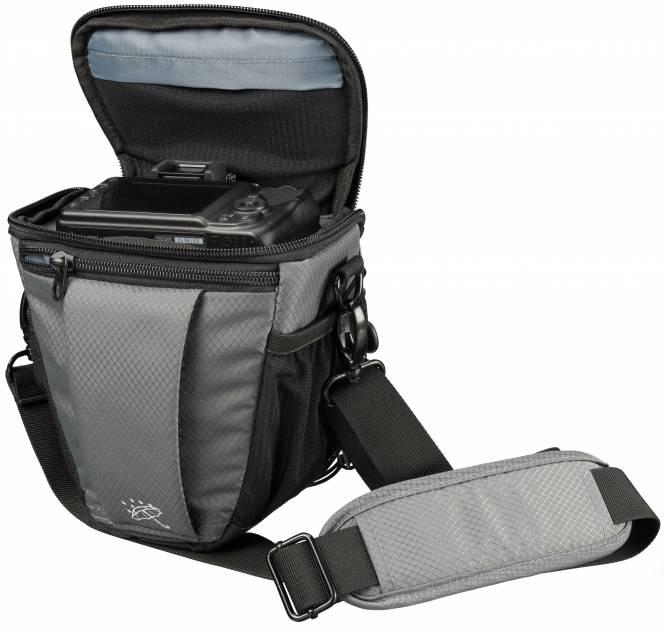 BRESSER Adventure Mirrorless / DSLR Zoomster Kameratasche