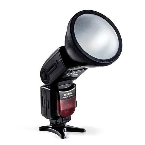 Triopo TR180C E-TTL Blitz für Canon
