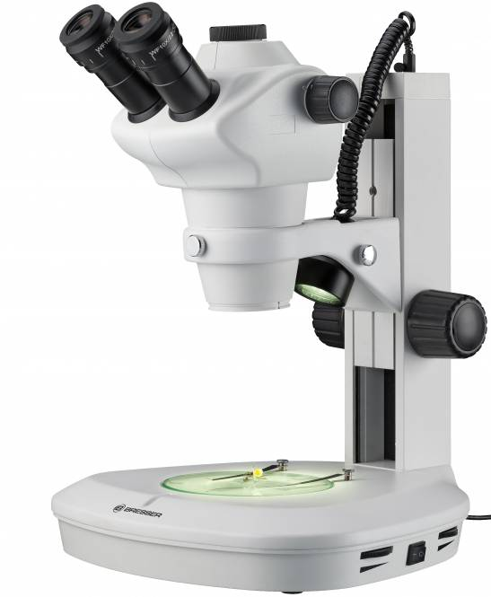 BRESSER Science ETD-201 8-50x Trino Zoom-Stereomikroskop (30)