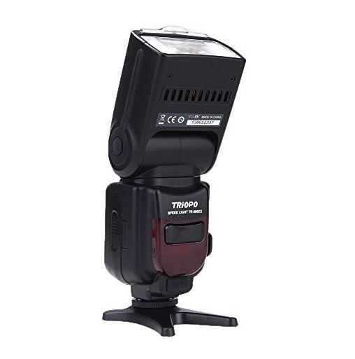 Triopo TR-586N TTL Kamerablitz für Nikon