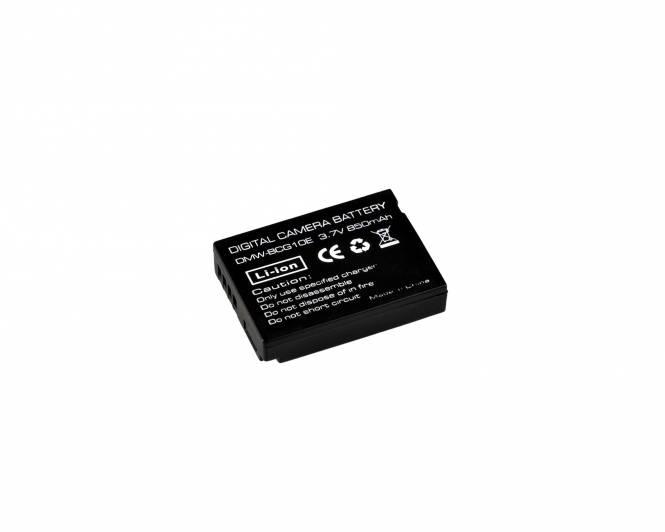 BRESSER Lithium-Ionen Ersatzakku für Panasonic DMW-BCG10