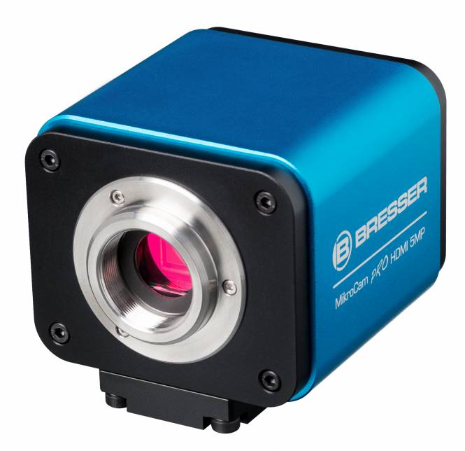 BRESSER MikroCam PRO HDMI Mikroskopkamera 5MP