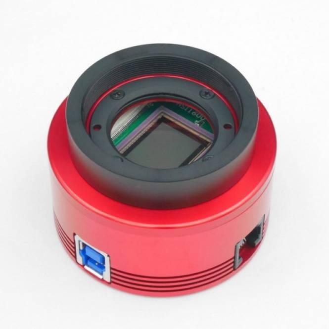 ZWO ASI1600MM Monochrom-Kamera mit Guide