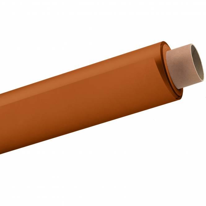 BRESSER 48 Papierhintergrundrolle 2,72x11m zedernholzbraun