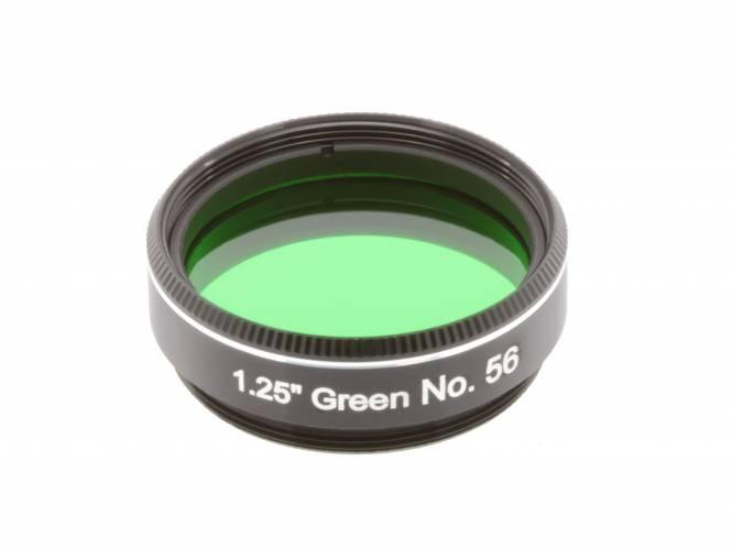 "EXPLORE SCIENTIFIC Filter 1.25"" Grün Nr.56"