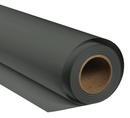 BRESSER SBP34 Papierhintergrundrolle 2,00x11m Donnergrau