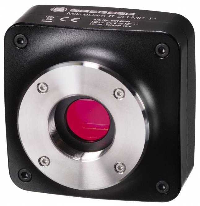BRESSER MikroCamII 20 MP 1'' Mikroskopkamera
