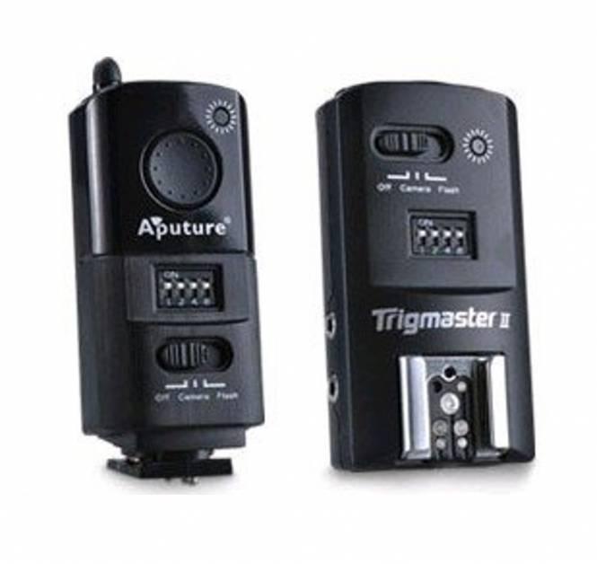 APUTURE MX-II-S Trigmaster II Set für Sony
