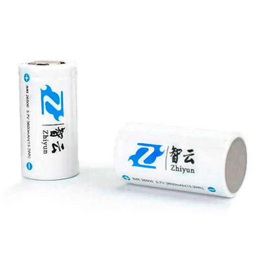 Zhiyun 2 x Batterie 26500 für Crane-M