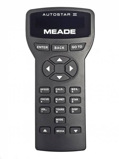 Meade AutoStar III Handset