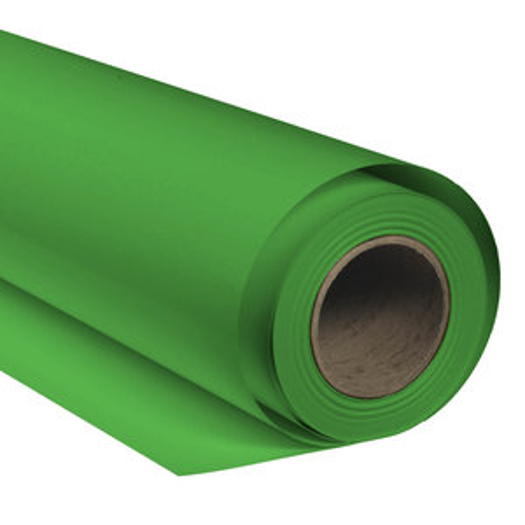 BRESSER SBP10 Papierhintergrundrolle 2,00x11m chromakey grün