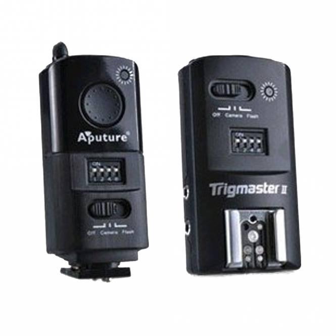 APUTURE MX-II-N Trigmaster II Set für Nikon