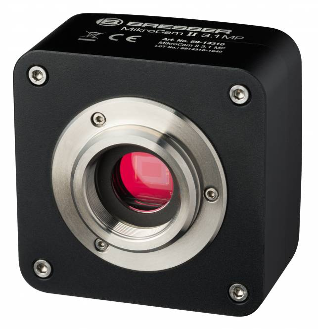 BRESSER MikroCamII 3.1MP USB 3.0 Mikroskopkamera