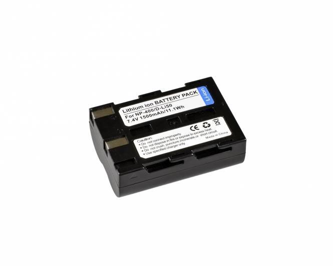 BRESSER Lithium-Ionen Ersatzakku für Pentax D-LI50