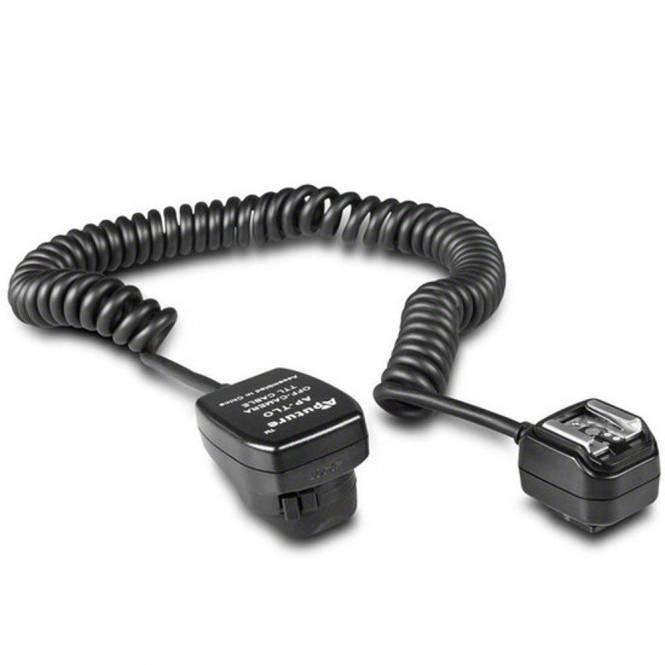APUTURE AP-TLO TTL Kabel für Olympus